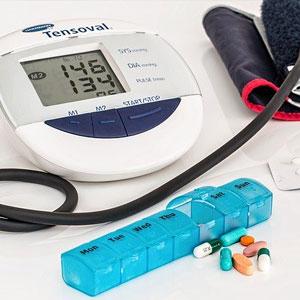 Bluthochdruck / Arterisklerose